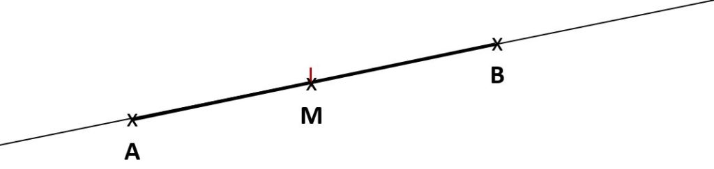 segment de droite